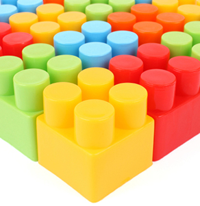 Building Blocks - stock